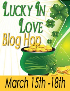 CA BLOG HOP Lucky in Love
