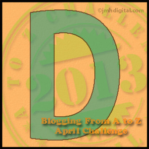a-to-z-letters-d