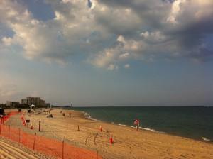 PBSF beach