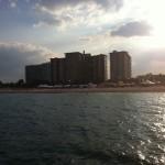 PBSF - hotel view