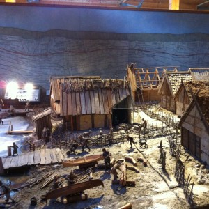 BIRKA MODEL OF SETTLEMENT