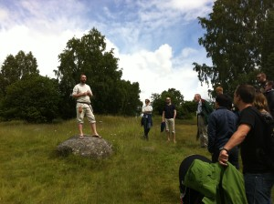BIRKA TOUR GUIDE USE