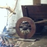 CP D6 FY WAGON WHEEL U