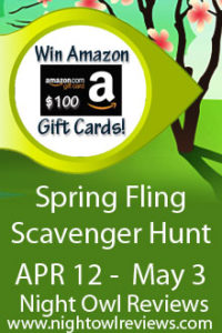 The Night Owl Spring Fling Scavenger Hunt is Here!